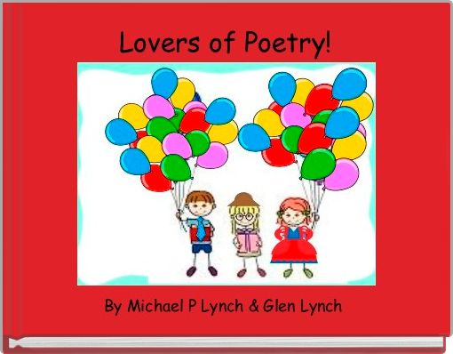 Lovers of Poetry!