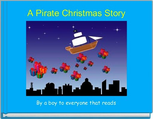 A Pirate Christmas Story