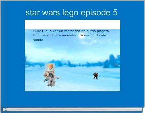 star wars lego episode 5