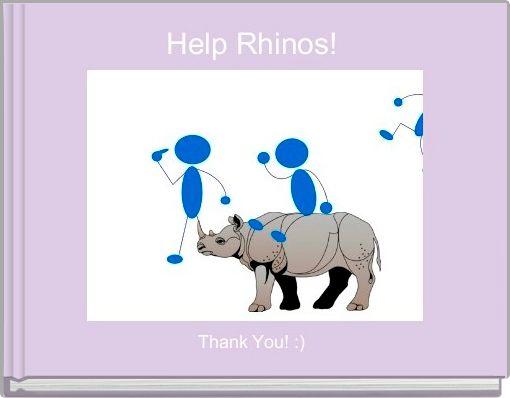 Help Rhinos!