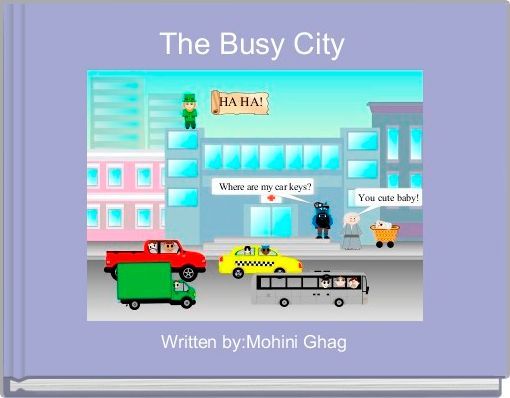 The Busy City