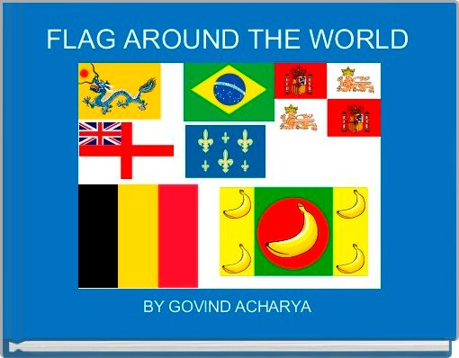 FLAG AROUND THE WORLD