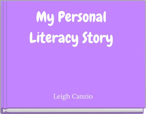 personal literacy history