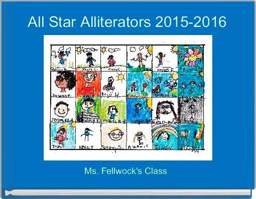 All Star Alliterators 2015-2016