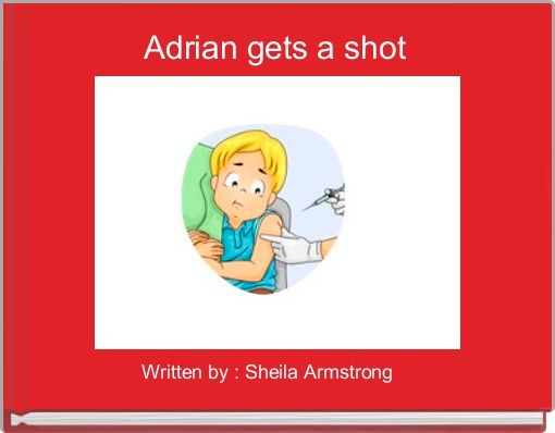 Adrian gets a shot