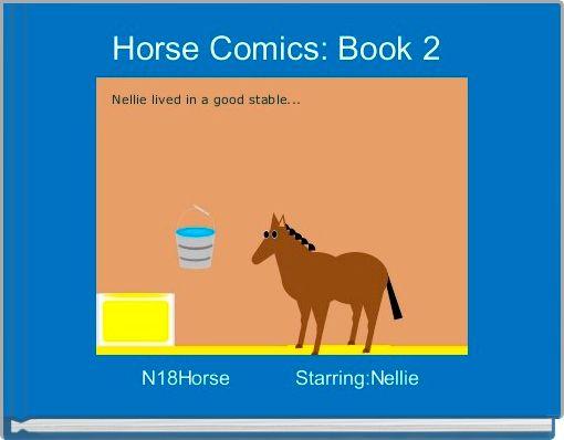 Horse Comics: Book 2