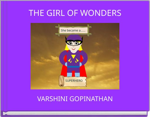 THE GIRL OF WONDERS