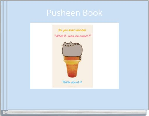 pusheen book