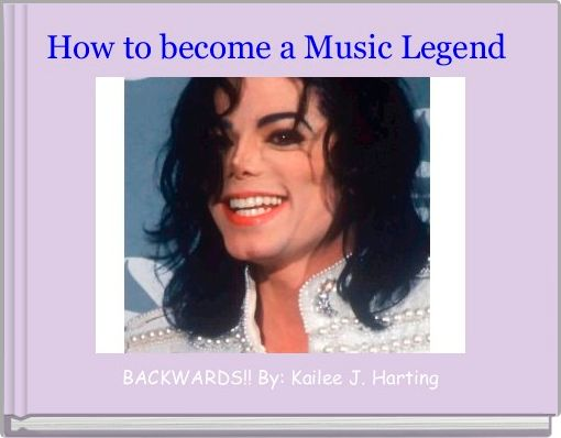 How to become a Music Legend