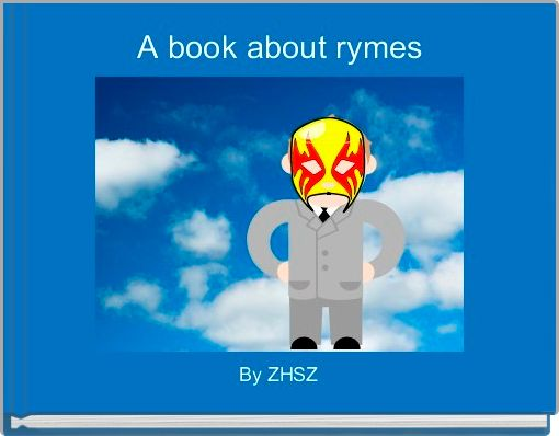 A book about rymes