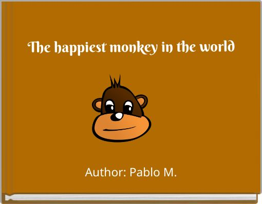 The happiest monkey in the world