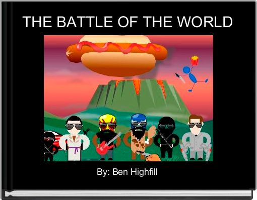 THE BATTLE OF THE WORLD