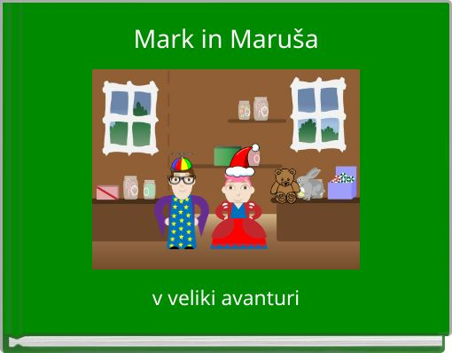 Mark in Maruša
