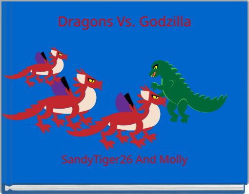 Dragons Vs. Godzilla