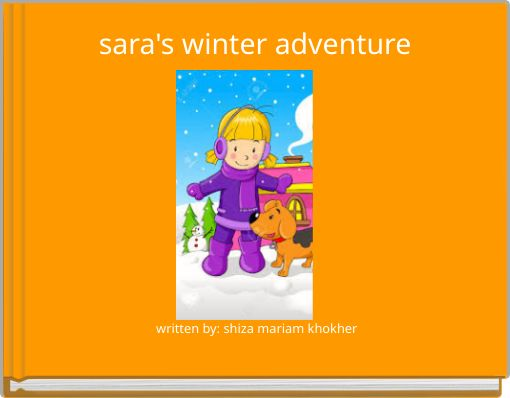 sara's winter adventure