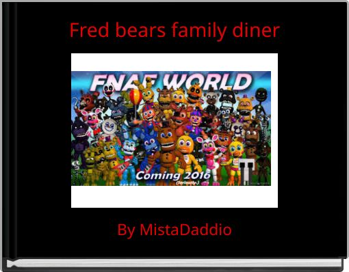 Fred bears family diner