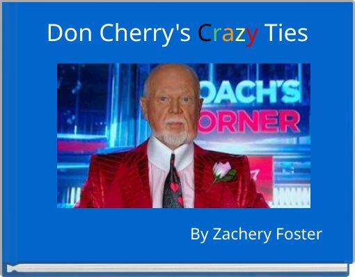 Don Cherry's Crazy Ties