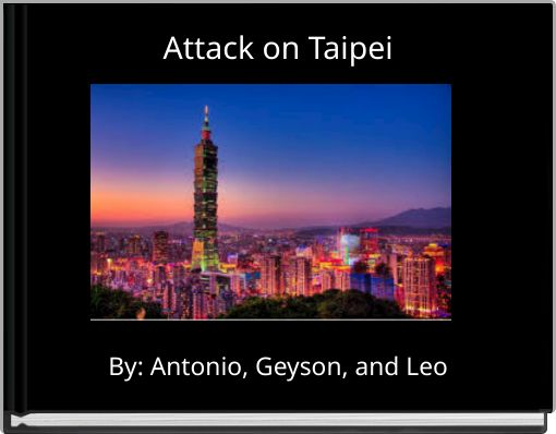 Attack on Taipei