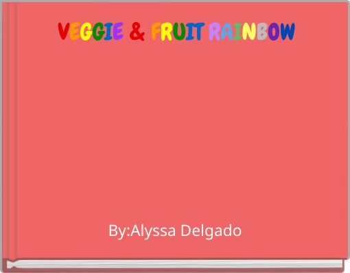 VEGGIE & FRUIT RAINBOW
