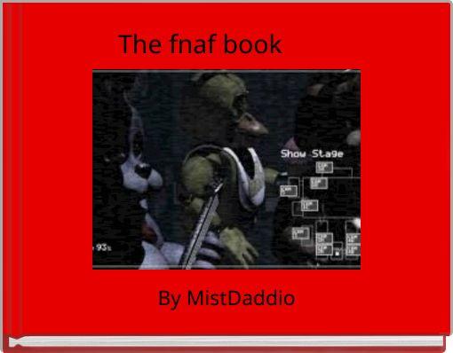 The fnaf book