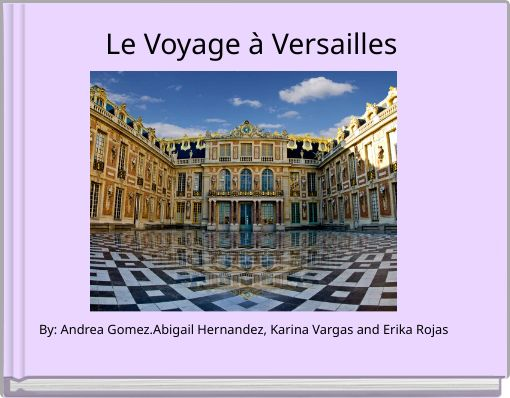 Le Voyage à Versailles