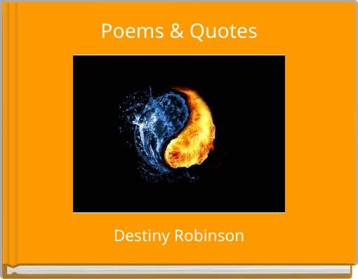 Poems & Quotes