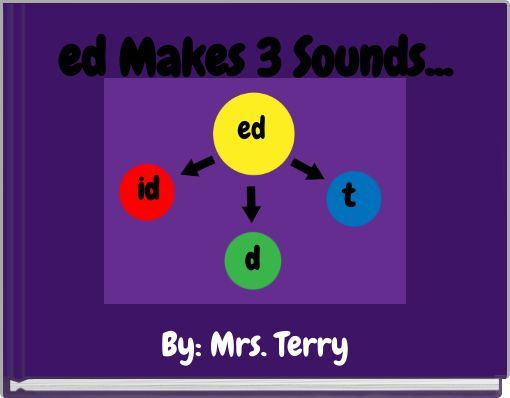 ed Makes 3 Sounds...
