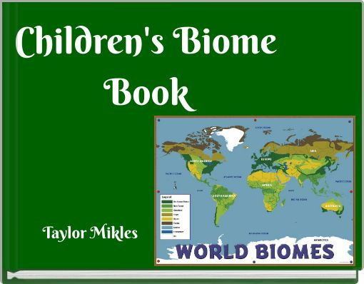 Children's Biome Book
