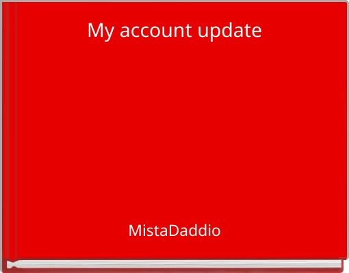 My account update