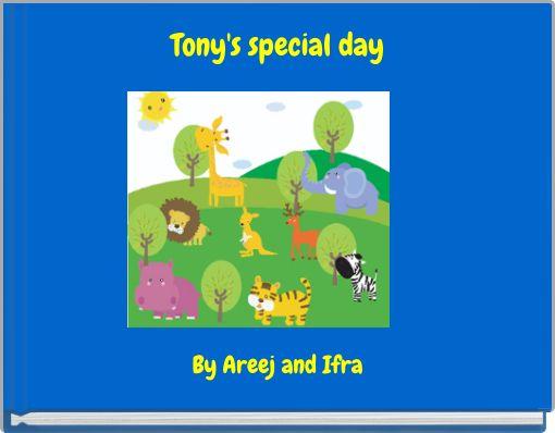Tony's special day