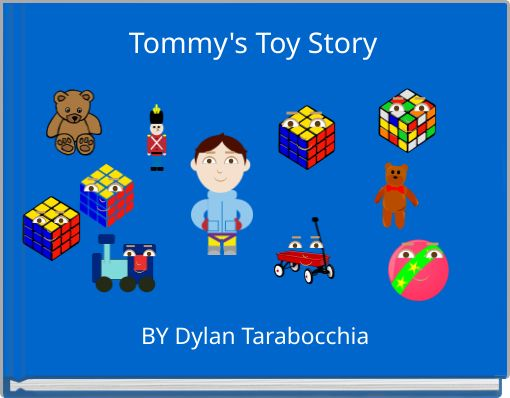 Tommy's Toy Story