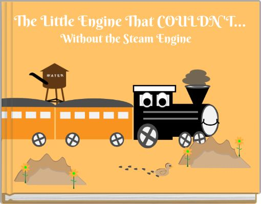 The Little Engine That COULDN'T...