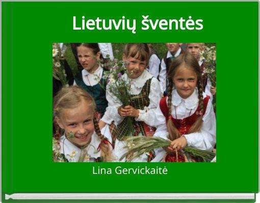 Lietuvių šventės