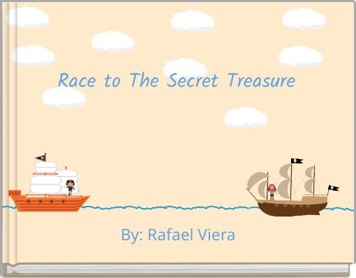 Race to The Secret Treasure