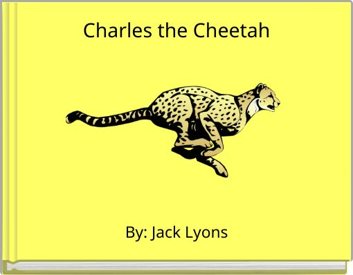 Charles the Cheetah