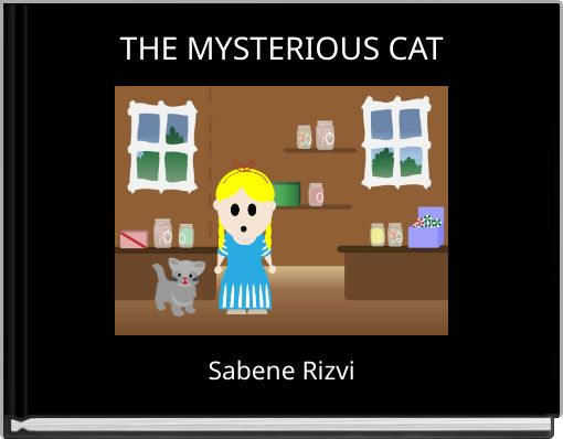 THE MYSTERIOUS CAT