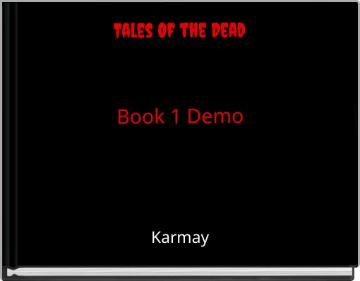 Tales Of the DeadBook 1 Demo