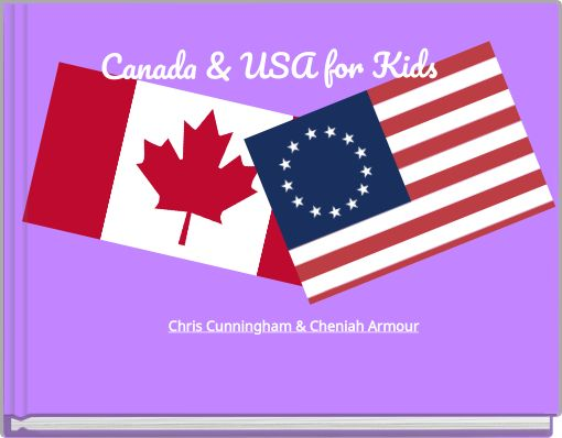 Canada & USA for Kids