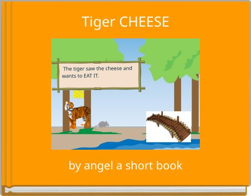 Tiger CHEESE