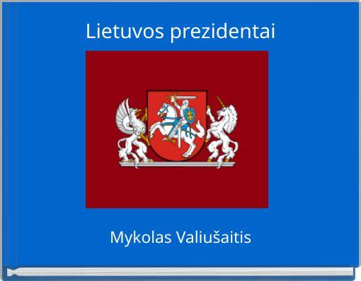 Lietuvos prezidentai
