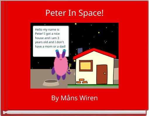 Peter In Space!