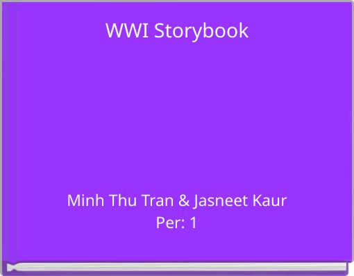 WWI Storybook