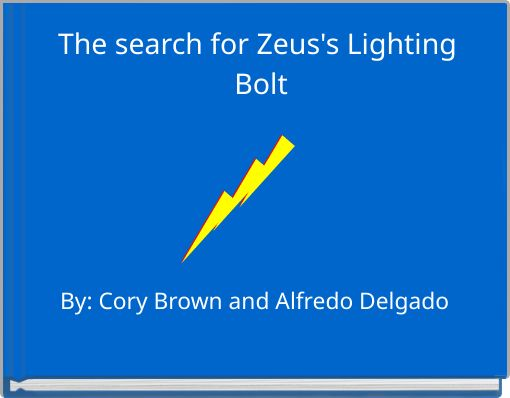 The Search For Zeuss Lighting Bolt