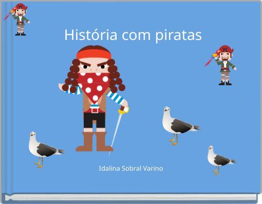 História com piratas