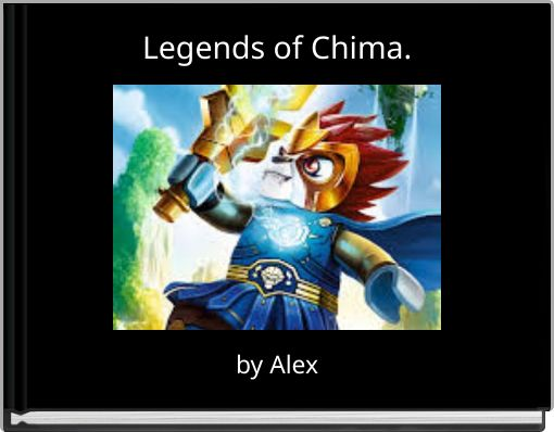 Legends of Chima.