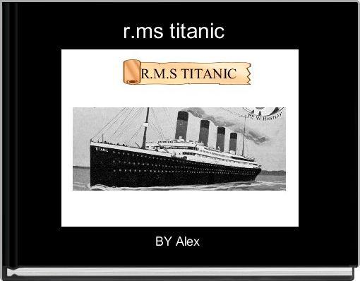 r.ms titanic