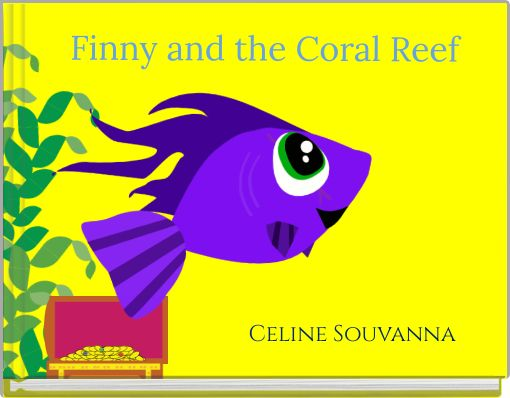 Finny and the Coral Reef