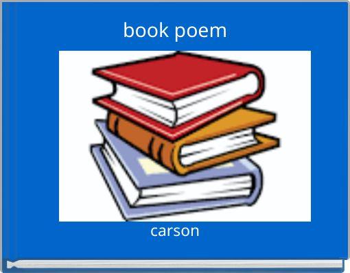 book poem