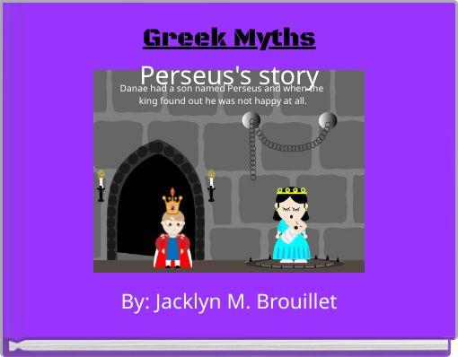 Greek MythsPerseus's story