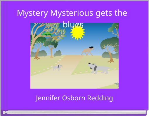 Mystery Mysterious gets the blues